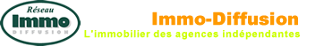 Reseau Immobilier ImmoDiffusion